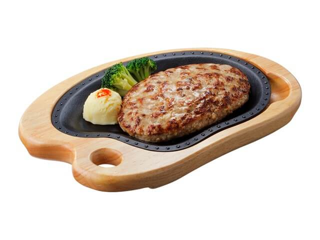 びっくりドンキーのステーキ