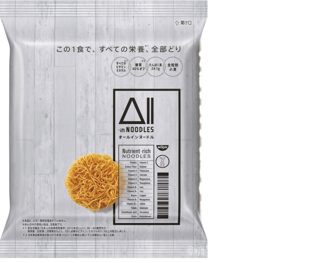 All -in NOODLES