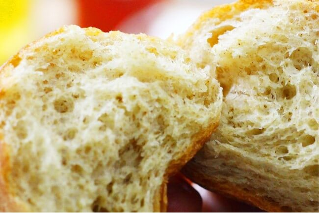 低糖質ふすま粉パンはもちもち
